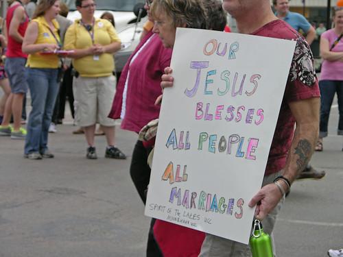 some people get Jesus's message