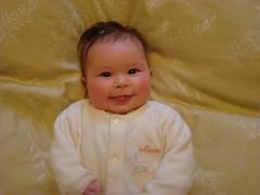 Sadie 4 months