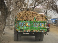 Pakistan 019 (merebimur) Tags: pakistan truck painted taxila