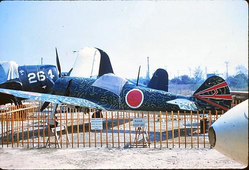 Warbird picture - 97-C5-11 1960 Nakajima KI-84 Hayate