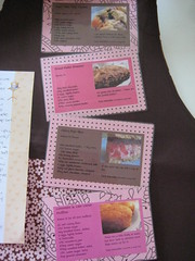 Apron & Recipe Cards