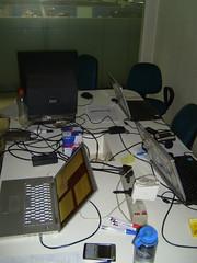 RBC LoginControl Hack day Control room