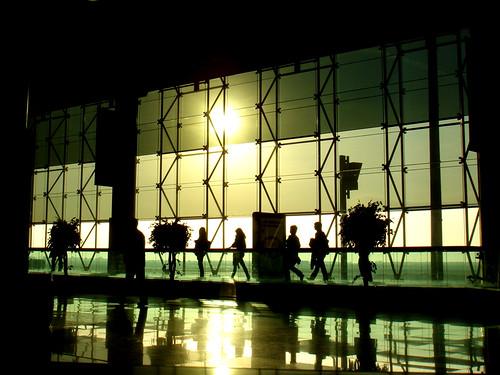 Walkway Silhouette