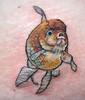 tattoo hamanishiki goldfish