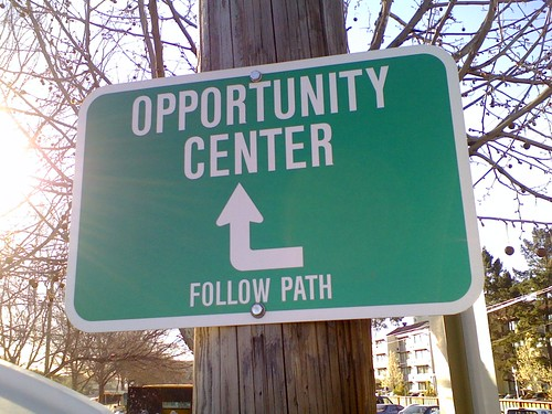 """Opportunity Center"" by {Guerrilla Futures 