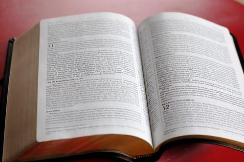 John 11-12