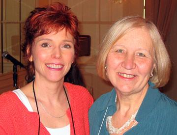 Lori Devoti and Barbara Vey