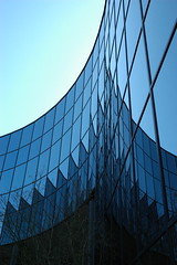 Abstract Technology - architecture (Wonderlane) Tags: windows abstract black reflection building glass architecture modern technology tech contemporary branches technical techno hightech curved bellevue parabolic digitalage 2333 wonderlane abstracttechnology technicalabstract