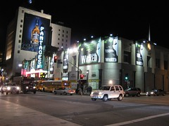 The Pantages Theater is a great place to see a show. (02/27/2008)