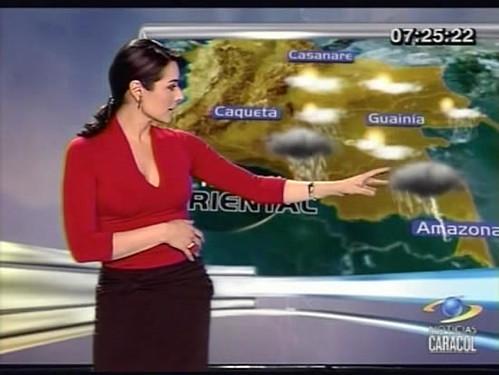 Silvia Corzo - Noticias Caracol 20081128-clima-16
