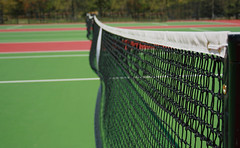 Tennis Anyone? (scottnj) Tags: favorite usa net america berkeley newjersey colorful perspective nj tennis veteranspark racket bayville racquet tenniscourts tenniscourt tennisanyone blueribbonwinner tennisnets  betterthangood goldstaraward 52wau2008 52wau2008week191 tennisphotos scottnj thereisnotennisballinthispicture tennisphoto tennisimage tennisimages
