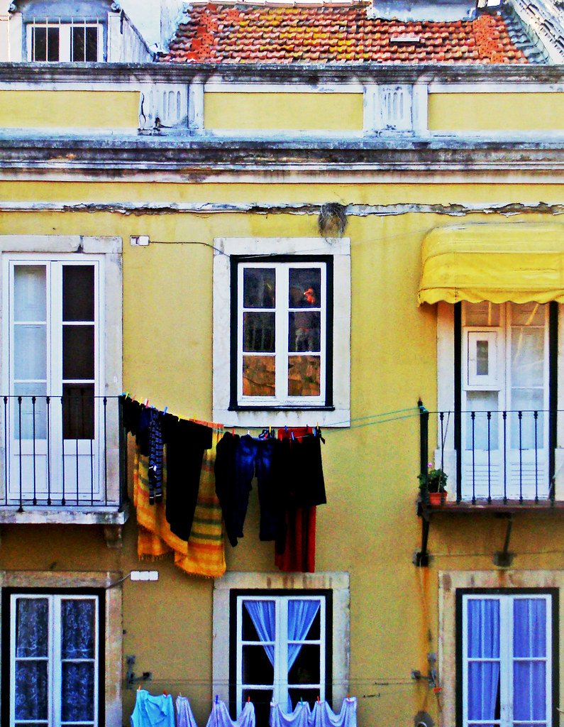 Autoretrato en Lisboa