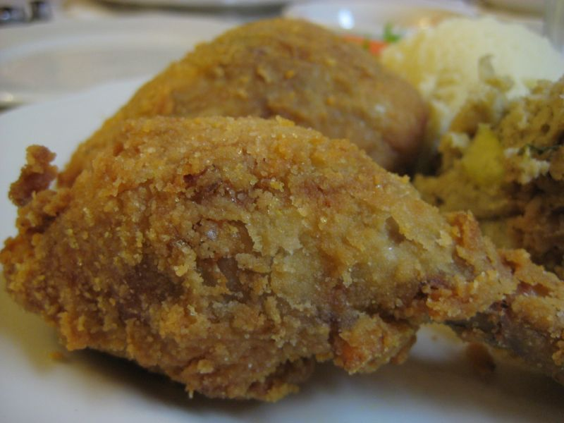 Fried Chicken At Frankenmuth Spoonerisms Inc Livejournal