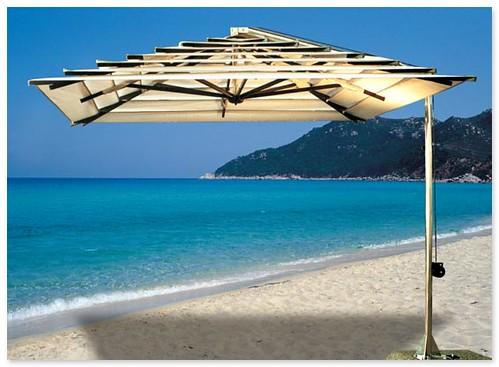 GardenArt Ombrellificio - ombrellioni ombrelloni in legno patio umbrellas production of big umbrellas outdoor sunshade furniture yachts parasols ombrellone a sbalzo VELAS SOLARES ombrelloni da giardin
