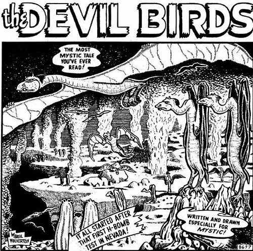 the devil birds