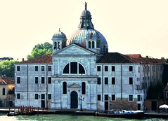Spinster's Church, Giudecca Canal, Venice, Italy (Snuffy) Tags: venice italy church placesofworship giudeccacanal spinsterschurch