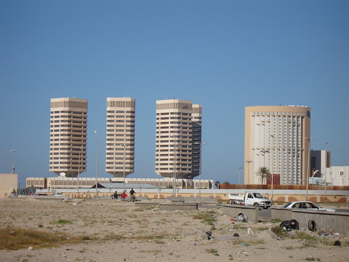 City Centre- Tripoli - Libya (طرابلس - ليبيا)