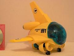 Capsule Plane 991 right (wilbura59) Tags: figures dragonball dragonballz dragonballgt