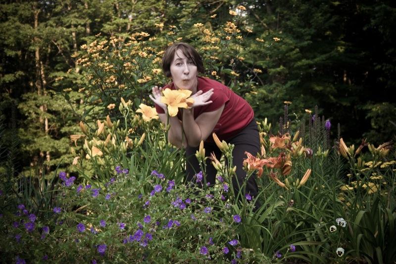 1/52-- In the Garden