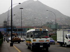 Cerro San Cristobal, Rimac