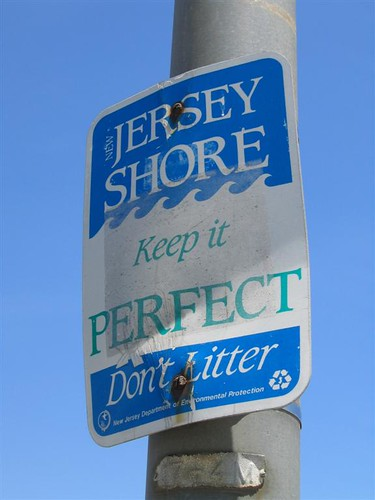 Jersey Shore: Keep It Perfect