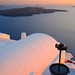 Aegean Sunset (Fira, Santorini) by marcelgermain