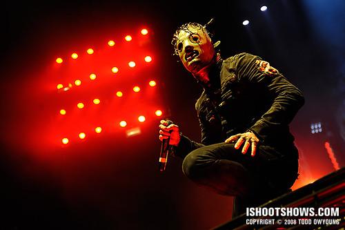 Slipknot -- 2008.07.23