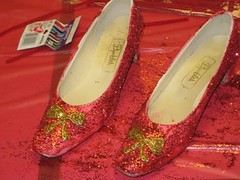 July 22: Guilford County Ruby Red Slippers Party (Kay Hagan) Tags: red elizabeth north carolina ruby 2008 slippers senate liddy dole
