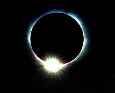 Eclipsa solara din 1 august 2008 by IOAN ISTRATE-STIRI DIN VIITOR.