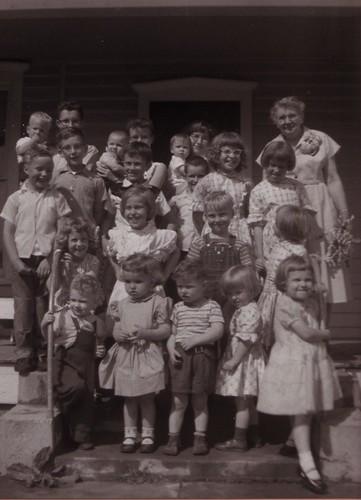 cousins 1957
