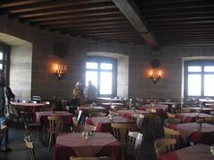Round Dining room (phantomsangel_erik) Tags: germany berchtesgaden nazis eaglesnest