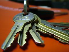 FEUL...(the debate) (DJ Brian Eason) Tags: auto red summer macro green car metal keys drive interesting flickr politics gas expensive popular economy feul pricegauging