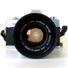Minolta SRT 101 135mm F3.5