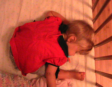 Silly Sleeper, AGAIN!