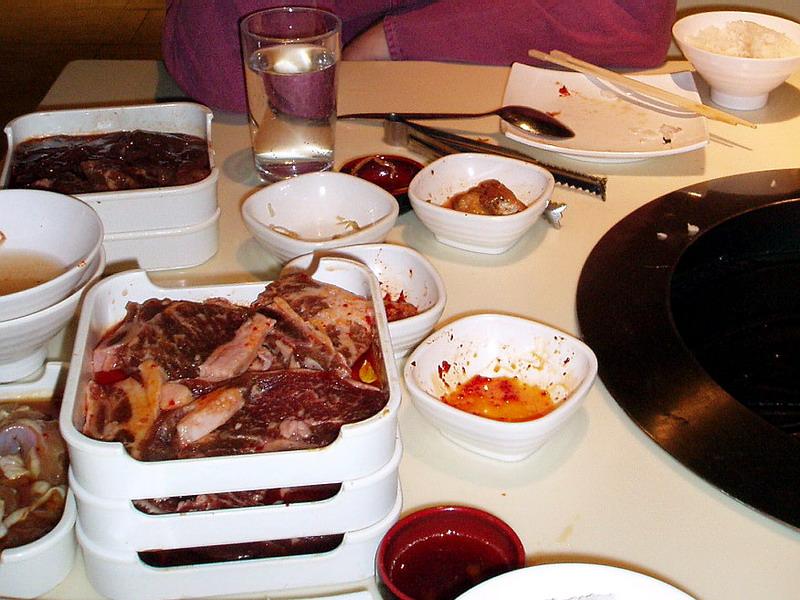 Korean BBQ(1)