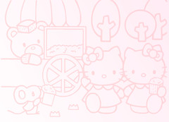 Hello Kitty (Hello Kitty Collection) Tags: pink wallpaper hk color art illustration photoshop arte background hellokitty cartoon sugar sanrio pixel kawaii gif draw animatedgif badtzmaru ilustrao cinnamoroll chococat keroppi purin pochacco mymelody littletwinstars cutethings charmmykitty  kuromi  cutekawaii cutepink harokiti hellokittywallpaper cutesanrio cutegif  gifsanimados hellopixel fireworksmacromedia sparklephotoshop