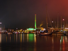 Flensburg Nautics 2008 am Abend 2
