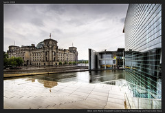 Berlin, Germany, a rainy morning in august, 2008