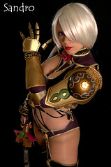 Soul Calibur Ivy ($andro) Tags: cosplay ivy soulcalibur angelteam