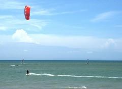 Let's Kite! (jmven) Tags: kite beach canon de rebel venezuela margarita isla yaque mosquera xti