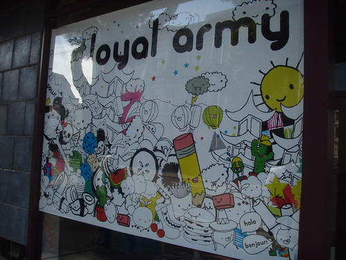 loyal army