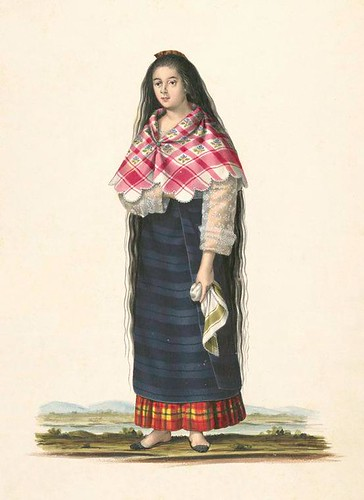 national costumes of the Philippines. A Spanish Mestiza of Manila  sc 1 st  BibliOdyssey & BibliOdyssey: Filipino Costumes