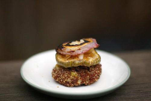 Quinoa/Teff cake