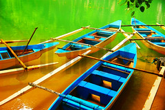 Underground River's Paddle boats (gumarz) Tags: d50 nikon philippines puertoprincesa palawan paddleboats undergroundriver cebusugbo pinoykodakero cebuphotography larawangpinoy gumarz gumarle manaytay