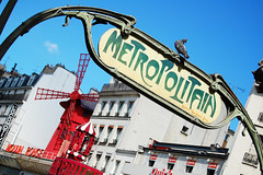 Metropolitain @ Moulin Rouge