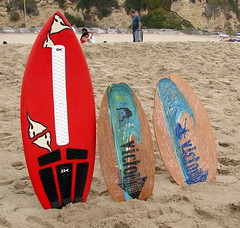 Boards In Wait