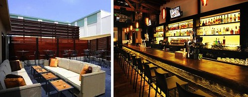 rush street culver city patio and bar