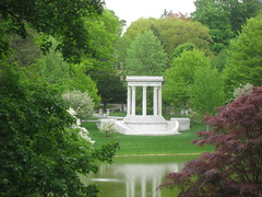 Garden folly (Plant Design Online) Tags: gardens architecture landscape ancient columns formal culture parks structure symbols drama