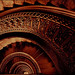 Circular Staircase, The Bank Tower, Pittsburgh