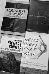 "Books about ideas and ""innovation"""